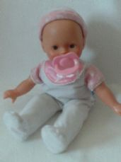 Adorable My 1st Baby Fisher Price Interactive Doll